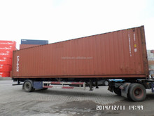second hand 40ft shipping container for sale