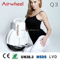 Airwheel space scooter with CE ,RoHS certificate HOT SALE