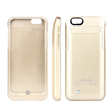 3500mAh ultra slim high class Backup Power bank External Charger Cover Battery Case for iphone 6