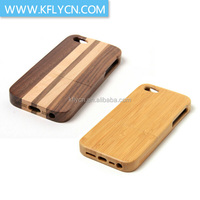Hot Selling Wood and Bamboo cell phone case for Iphone 6