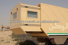 all wheel driver 8x8 Howo sinotruk truck for West Africa