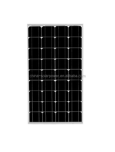 Hot sale 130w panel solar monocrystalline manufactures in China with full certificates