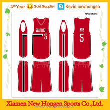Design new arrival fashion style basketball warm up top