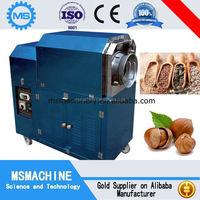 Electric peanut roasting plant