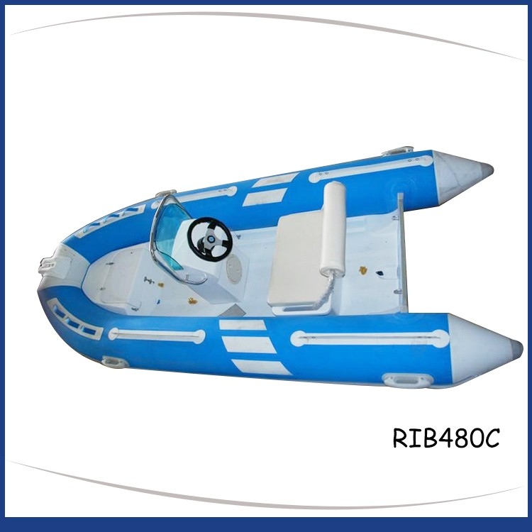 4.8M RIGID INFLATABLE BOAT RIB480C-8