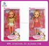14 inch Child Toy Doll, Baby Toy Doll Clothes Fit Girl, Plastic Toy Doll