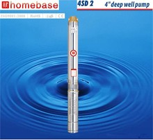 4SD2 deep well submersible pump 2 inch diameter