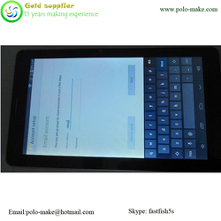 """9"""" student tablet pc with free games download and educational programmes"""