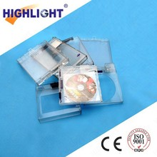 HIGHLIGHT S001 Anti-theft CD/ DVD boxes Eas RF Disco antitheft safer box