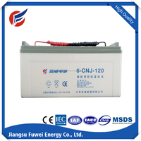 12V 120Ah Deep cycle Rechargeable Solar GEL Battery