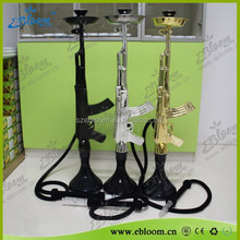 China Factory Hookah Cool Gun Shape M16 Hookah Ak47 Shisha