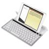 Best Seller Aluminum Ultra Slim Bluetooth Wireless Keyboard for iPad Air /iPad Mini/iPad2/3/4