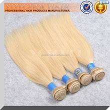 High Grade Hair Factory price 613 human hair 100 european remy virgin human hair weft