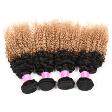 Unprocessed ombre color Aliexpress Hair ,Virgin Hair Extension,Cheap Wholesale Brazilian Hair