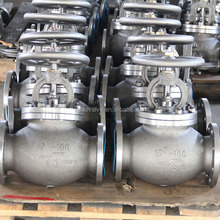 10K JIS Marine Cast Steel Globe Valves