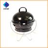 Charcoal wholesale portable camping aluminum iron door grill design