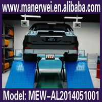 Portable Tablet PC Real-Time Convenient Operating Manual Software computer wheel alignment
