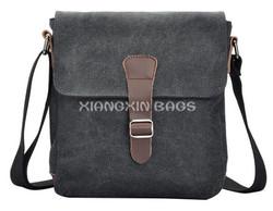 Men Business Plastic Canvas Shouler Bag For Ipad