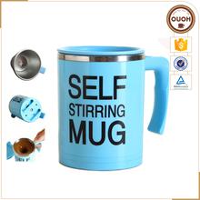 China Manufacturer Electric Mixer Coffee Stirring Mug Advertising Gifts Items