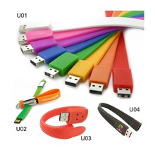 corporate gifts medical bracelets USB driver