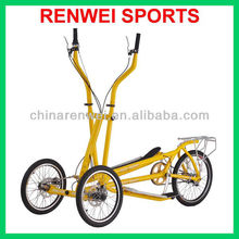 2014 Newest fashion outdoor elliptical bike / streetstrider