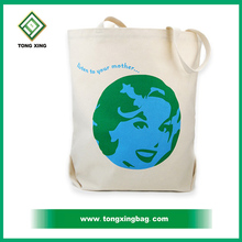 Promotional High Quality Tote Cotton Bag
