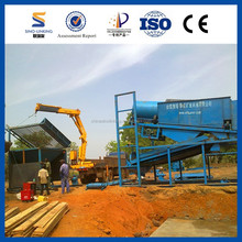 Widely Used Rotary Screen Placer Gold Mining Equipment with Factory Direct Sell