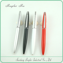 2015 Advertising OEM flat head pen Promotional Ballpen