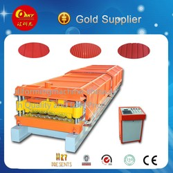 2015 popular a class glazing tile cold foming machines