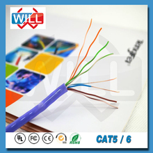 Fire resistance UL CE ROHS 35 high speed customized d-link cat5 cable