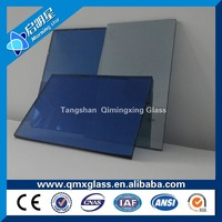 4mm 5mm 6mm 8mm 10mm 12mm Colored Building Reflective Glass