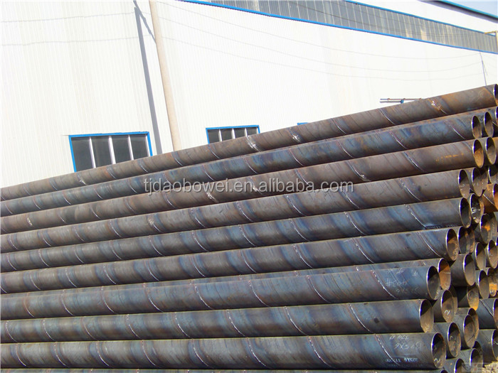 China Alibaba Spiral Steel Pipe Sprial Steel Tube 600$ Pipe Price 3000mm Tube&Pipe