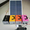 dc small solar power system for led lamps 20w panel