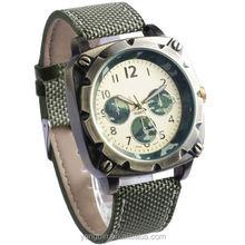2015 Chronograph MOvement La manufacture Genuine Leather Watch