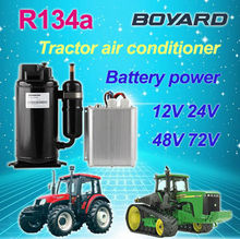 r134a electric automotive portable air conditioning compressor for mini air conditioner for car
