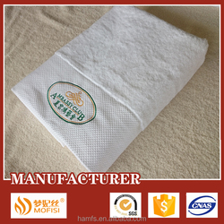 Cotton Embroidery Bath Towel Fabric/Towels