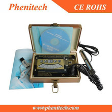 2015 new arrival free update latest mini quantum magnetic analyzer in gold color