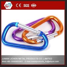 Hot sales DIY /DIN5299 aluminium snap hooks and zinc- alloy die casting snap hook alibaba in dubai
