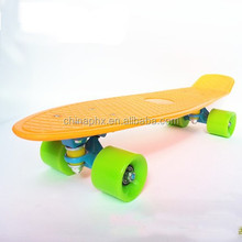 22'inch penny skateboard with four 65*46mm wheels for adult