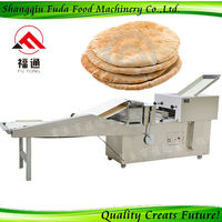 Automatic Grain Pancake Making Tortilla Equipment