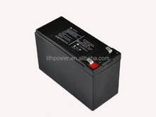 12v 10ah Lithium ion Battery in ABS plastic housing to drop-in replacement on the SLA battery