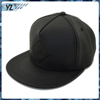 2015 New produce custom leather snapback hat/baseball cap and hat/make in China