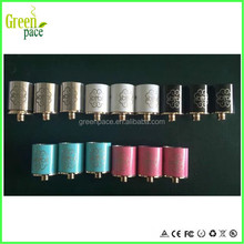 Health & Medical 2015 new products high quality Square two post petri rda now 1:1 colorful petri rda with factory price