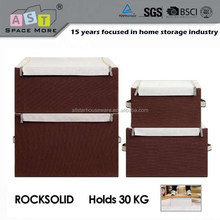Folding sewing storage box for sale