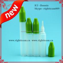 30ml POPULAR unicorn bottles smoke oil bottle childproof cap bottle10 ml