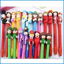 Creative Sweethearts Series Polymer Clay Ball Pen
