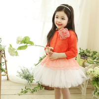 baby flowers long sleeve Air-conditioned shirt girls summer Sun protection sweater kids clothes factory wholesale PHELFISH13600