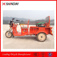 Made in China New Products Passenger and Cargo Use Electric Tricycle Cargo/Electric Three Wheeler Tricycle/Foldable Tricycle
