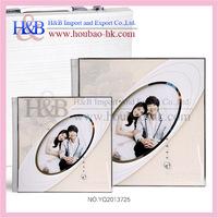 PVC Sheet Digital Wedding Album Magnetic Wedding Album
