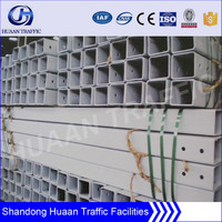galvanized steel rectangular pipe